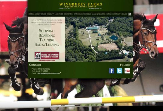 Wingberry Farms