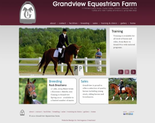 Grandview Equestrian Farm